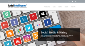 Social Intelligence – Employment Background Screening Image BG