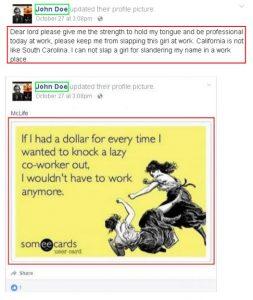 john doe blog example